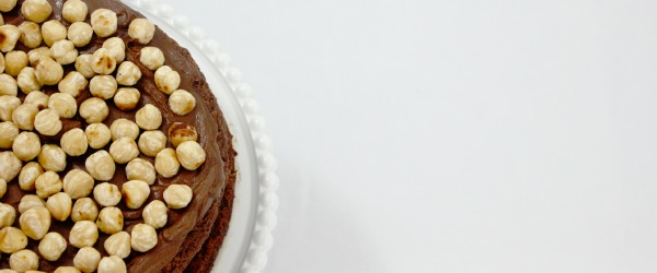 Nutella Cake Banner